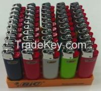 J25, J26 Premium Grade Big Bic Lighters Disposable or Refillable Whole Sale
