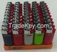 J25, J26 Premium Grade Big Bic Lighters Disposable or Refillable Whole Sale