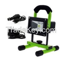 JN shenzhen battery powered led rechargeable light outdoor IP65