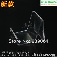 High quality and low price Acrylic display case for wallet telephone