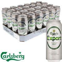 Carlsberg Export (24 x 500ml Cans)