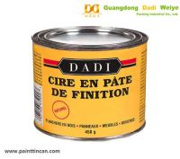 Waxes Tin Can Manufacturer