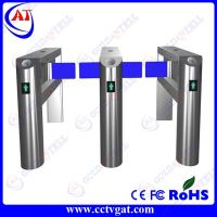 automatic gate & security IC/ID card swing turnstile .
