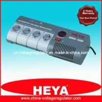 Relay control full automatic voltage regulator