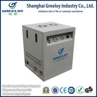 600W silent oil free air compressor with cabiet (GA-61X)