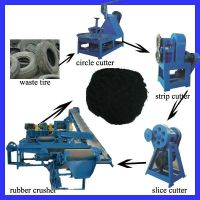 High Efficiency Less Consumption Tyre Recycling Machinery Price