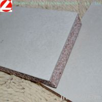 EPS cement board with good fireproof materials, building materials