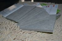 fiber cement board with good fireproof materials, building materials