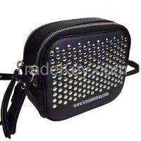 Metal Studs Body Bag