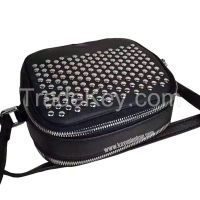 Metal Studs Body Bag