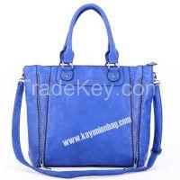 PU Leather Big Bag Fashion Shopping Handbag