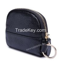 Girls Leather Coin Purse