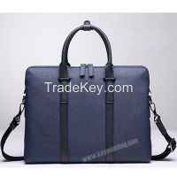 Mens Leather Lawyer Briefcase