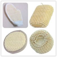 Sisal bath ball