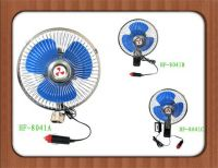 CE! 6' 12v 24v Oscillating Auto Car Cooler Fan
