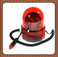 12v 24v Traffic Flashing Beacon Strobe Round Light