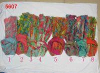 fashion spring printing polyester scarf-B1312007