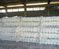 Quality 100% natural raw sisal fiber sisal fibre white