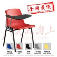 school writing chair stackable study chair with writing pad hot sale s