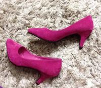 Ladies Leather Heels