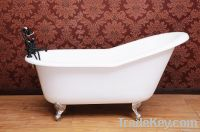 Imperial foot bathtub
