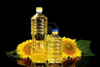 Refined sunflower Oil,