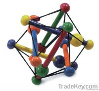 Wooden Skwish Toy