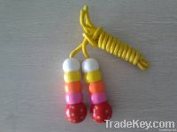 wooden handle jump rope(7ft)