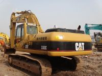 used caterpillar 330C crawler excavator