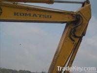 Crawler excavators komatsu PC200-5