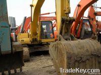 Used crawler excavator Komatsu Pc200-5
