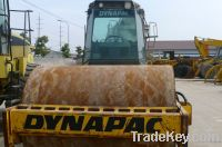 Used Dynapac Roller