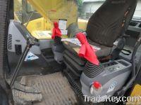 Used Komatsu Excavators pc220-7
