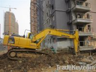 Used Excavators Komatsu Pc220-8