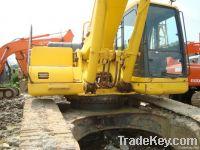 Used Excavators Komatsu Pc300-6