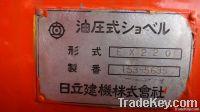 Used Hitachi Ex220 Excavator