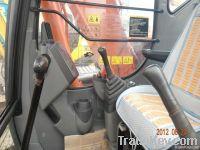 Used crawler excavator HITACHI ZX 120-6