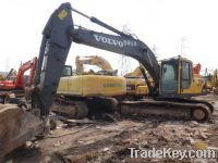used Excavator Volvo Ec210blc In 2008 Year