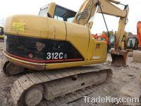 used excavator caterpillar 311C
