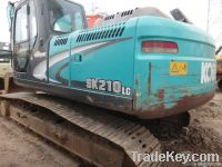 used Kobelco Sk210lc Excavator Fot The Best Price