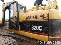 Sell Used Excavator Caterpillar 320c