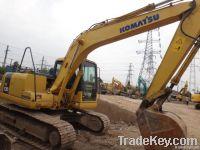 Used Excavator Pc130-7