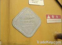 Used Komatsu Motor Grader Gd505A-2