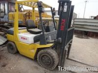 Cpcd30 3t Diesel Forklift