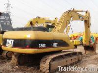Sell Used Excavators Caterpilar 330C