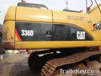Used Original CAT 336d Excavator