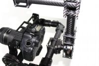 DYS Handheld 3-Axis Camera Brushless Gimbal for Canon 5D2 Kit W/ 3x motors