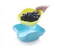 High-end Plastic Double Fruit Dish