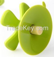 TPU Four-leaved Clover Suction Hooks