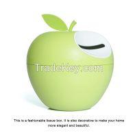 Cute Apple Tissue Box